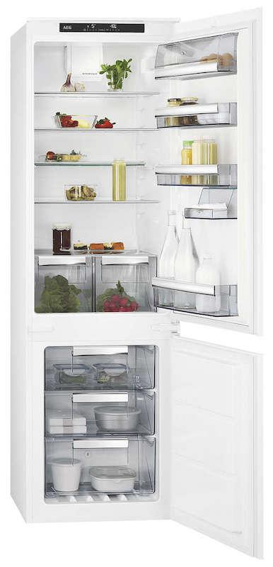 AEG SCE8181VTS Integrated Fridge Freezer