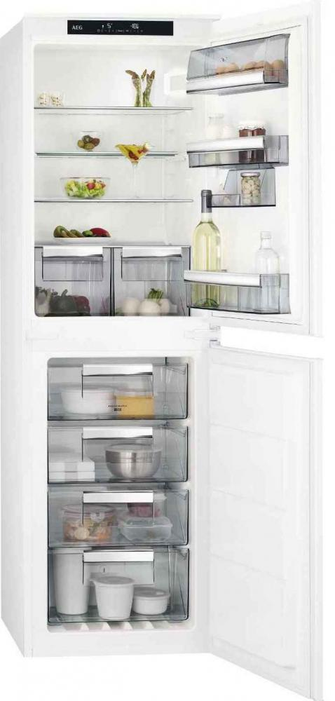 AEG SCS8181ENS Built-In Frost Free Fridge Freezer
