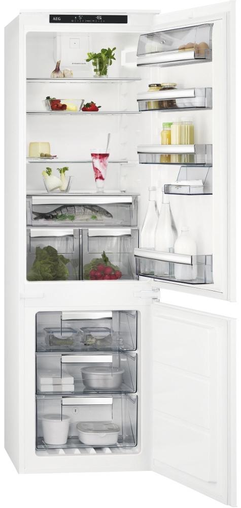 AEG SCS8181ETS Built-In Frost Free Fridge Freezer
