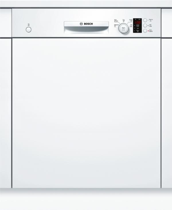 Bosch SMI50C12GB 60cm Semi Integrated Dishwasher