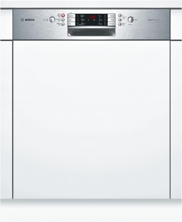 Bosch SMI65P15GB 60cm Semi Integrated Dishwasher