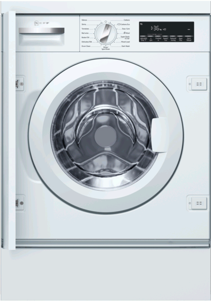 Neff W544BX0GB Fully Integrated Washing Machine