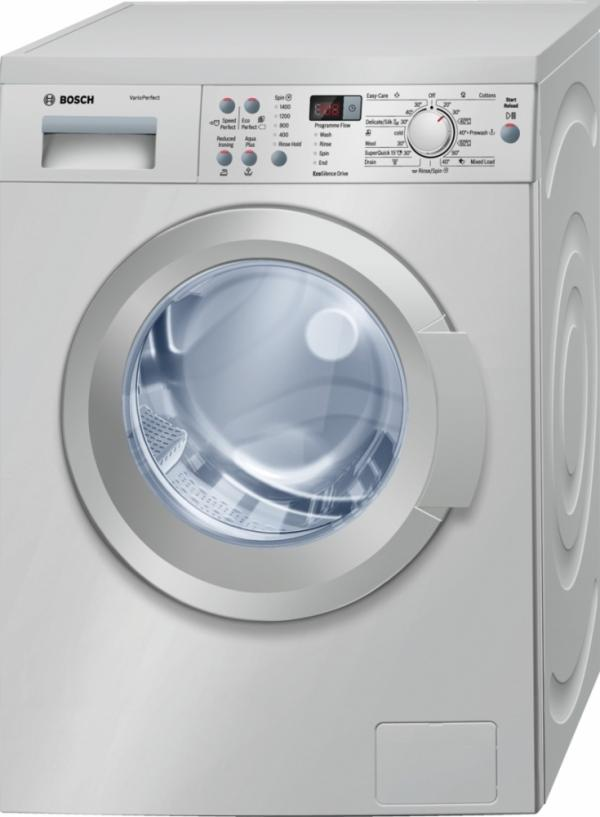 Bosch WAQ2836SGB Freestanding Washing Machine
