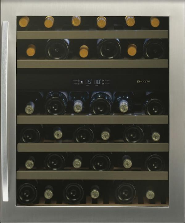 Caple Wi6131 Built-Under Wine Cabinet (EX Display)