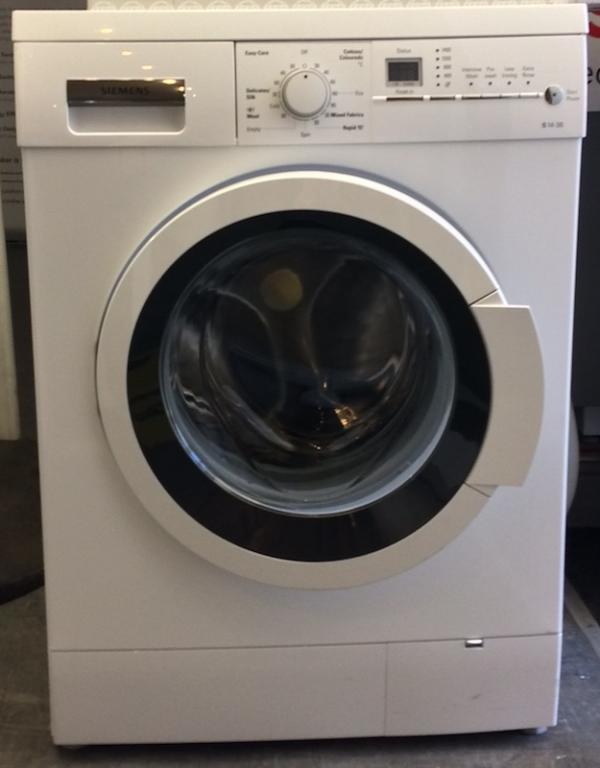 Siemens WM14S383GB Freestanding Washing Machine (GRADE B)