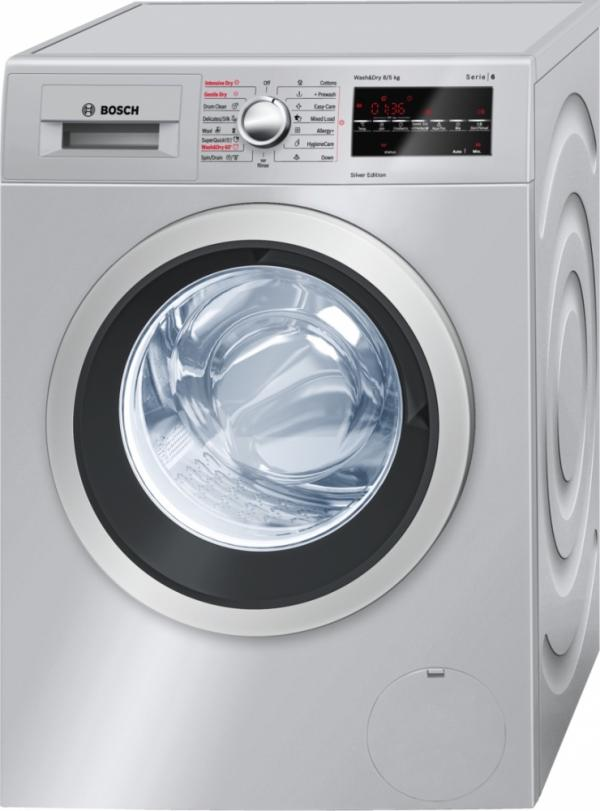 Bosch WVG3046SGB Freestanding Washer Dryer