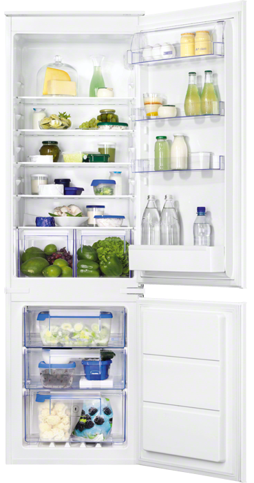 Zanussi ZBB28651SA Integrated Fridge Freezer
