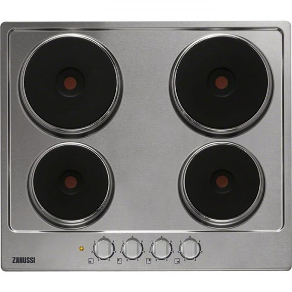 Zanussi ZEE6940FXA Integrated 60cm Electric Hob