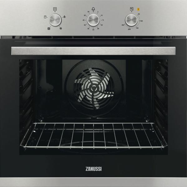 Zanussi ZOB31471XK Single Oven
