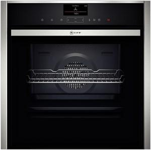 Neff B57VS24N0B Slide & Hide Pyrolytic Single Oven