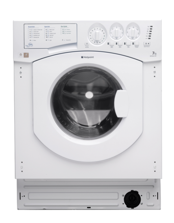 Hotpoint BHWM1492 Integrated Washer