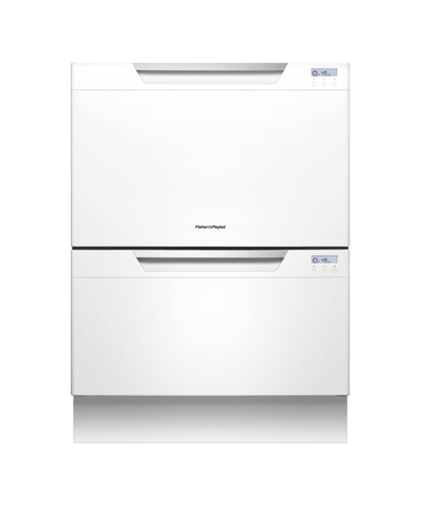 Fisher & Paykel DD60DCHW7 Double DishDrawer