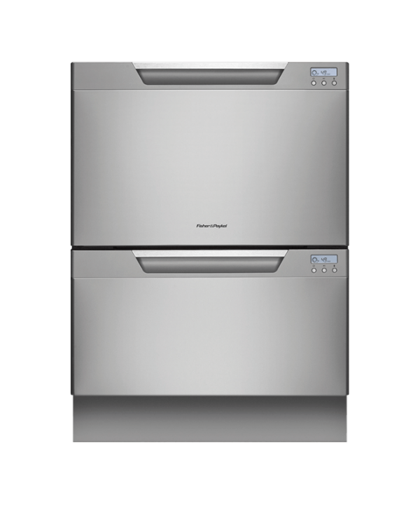 Fisher & Paykel DD60DCHX7 Double DishDrawer