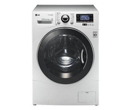 LG F14A7FDSA Freestanding Washing Machine