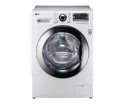 LG F14A8YD Freestanding Washer Dryer