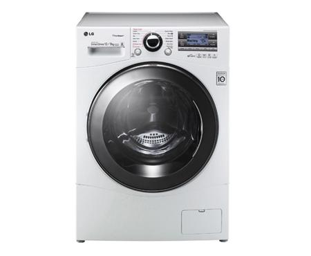 LG F1695RDH Freestanding Washer Dryer