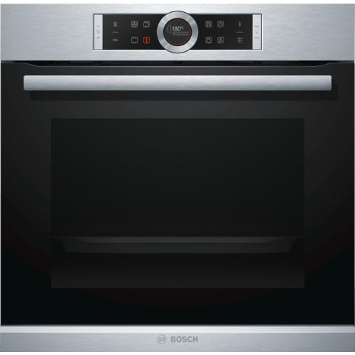 Bosch HBG674BS1B Single Pyrolytic Oven