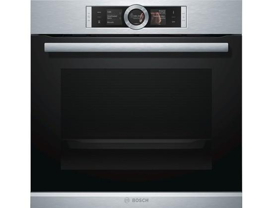 Bosch HBG6764S1B Single Pyrolytic Oven