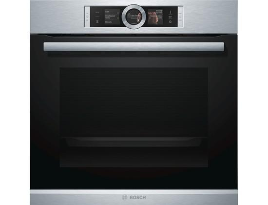 Bosch HRG6769S1B Single Pyrolytic Oven