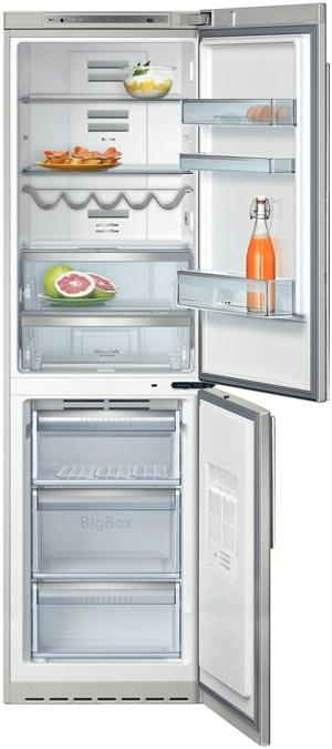 Neff K5885X4GB Freestanding Fridge Freezer