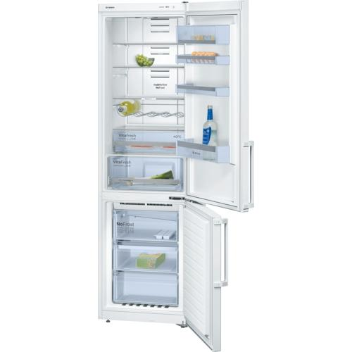 Bosch KGN39XW32G Freestanding Fridge Freezer