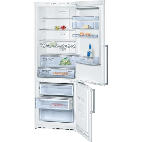 Bosch KGN49AW24G Freestanding Fridge Freezer