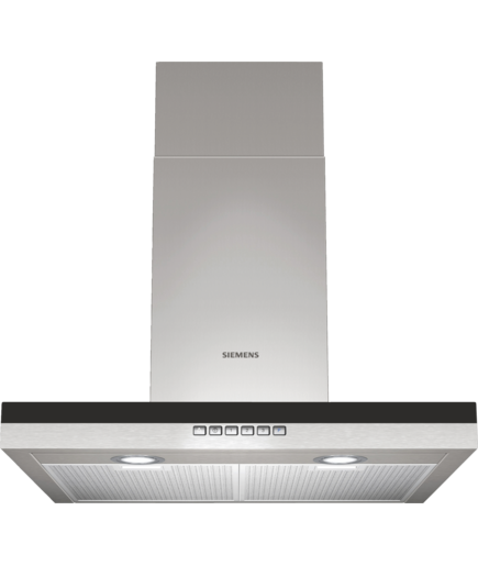 Siemens LC66BB530B 60cm Chimney Hood (EX DISPLAY)
