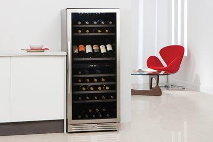 Caple WF1104 Freestanding Wine Cabinet