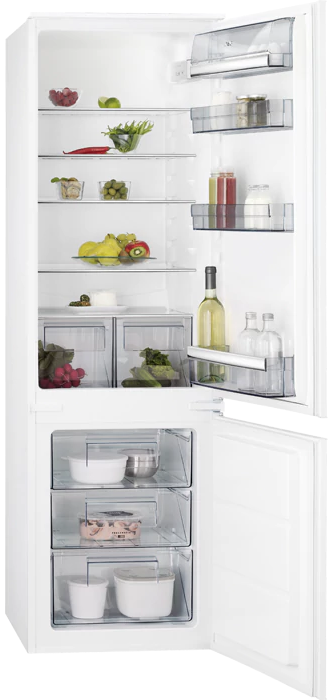 AEG SCB61811LS Integrated Fridge Freezer