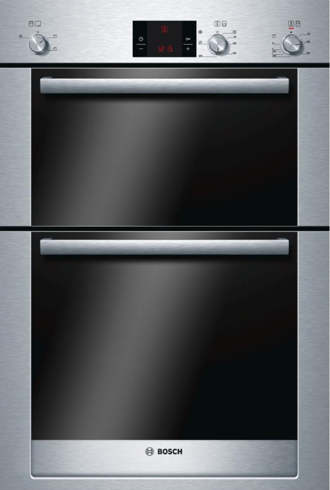 Bosch Hbm13b550b Built In Double Oven Whitakers Of Shipley