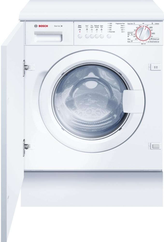 bosch wis24141gb built in washing machine whitakers of. Black Bedroom Furniture Sets. Home Design Ideas