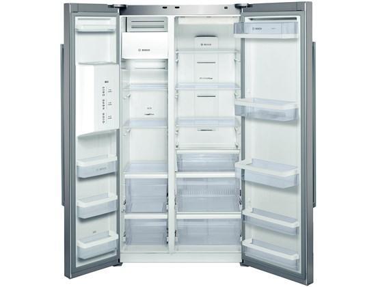 Bosch Kad62v40gb American Side By Side Fridge Freezer