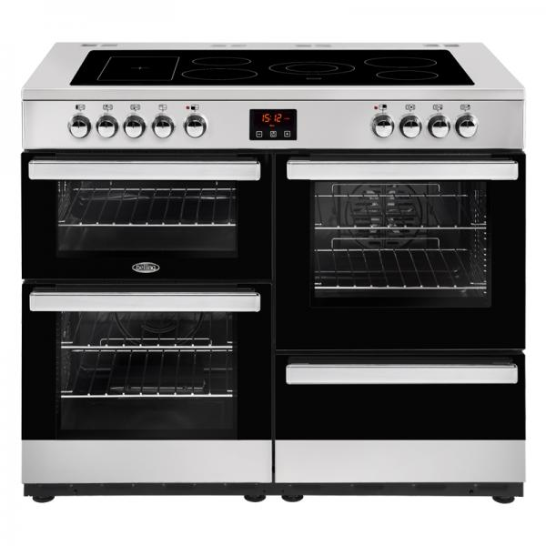 Belling 444444097 Stainless Steel 110E Cookcentre Electric Range Cooker