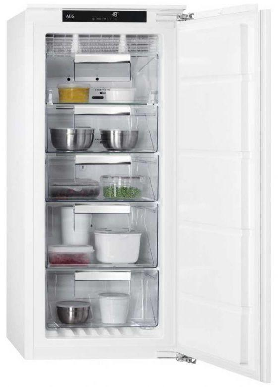AEG ABE8122VNC Integrated Frost Free Freezer