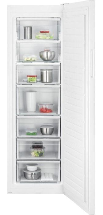 AEG AGB728E2NW 186cm Frost Free Tall Freezer