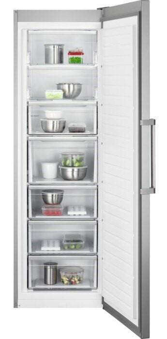 AEG AGB728E5NX 186cm Frost Free Tall Freezer