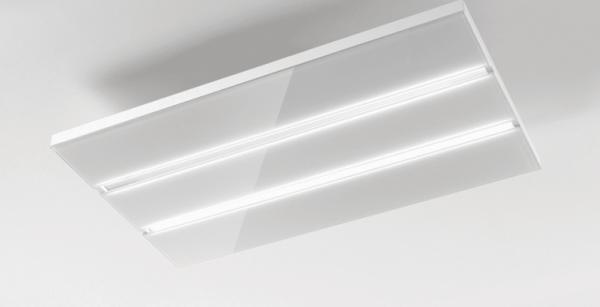 Airuno AU-VERDI-120-DUCT Verdi 120cm White Ceiling Hood