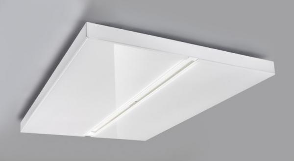 Airuno AU-VERDI-90-DUCT Verdi 90cm White Ceiling Hood