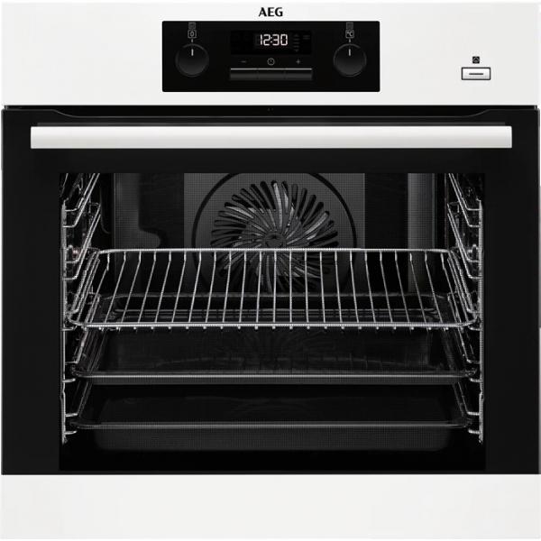 AEG BEB351010W Built-In Single Oven