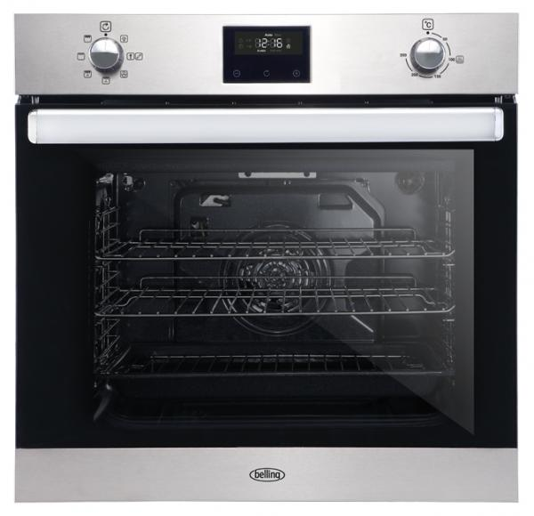 Belling BI602FPCT 444444775 Stainless Steel Built-In Single Oven