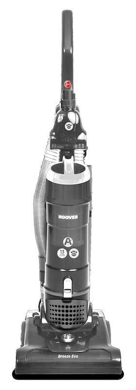 Hoover HVRBO02IC Breeze Evo Pets Bagless Upright Vacuum Cleaner