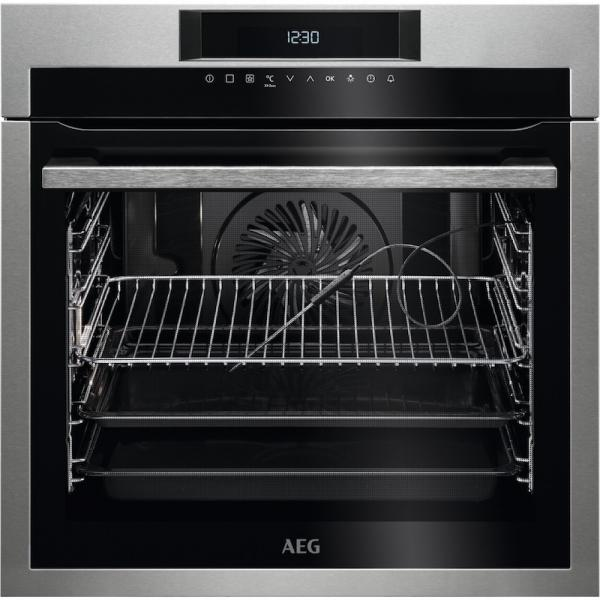 AEG BPE642020M Built-In Pyrolytic Single Oven