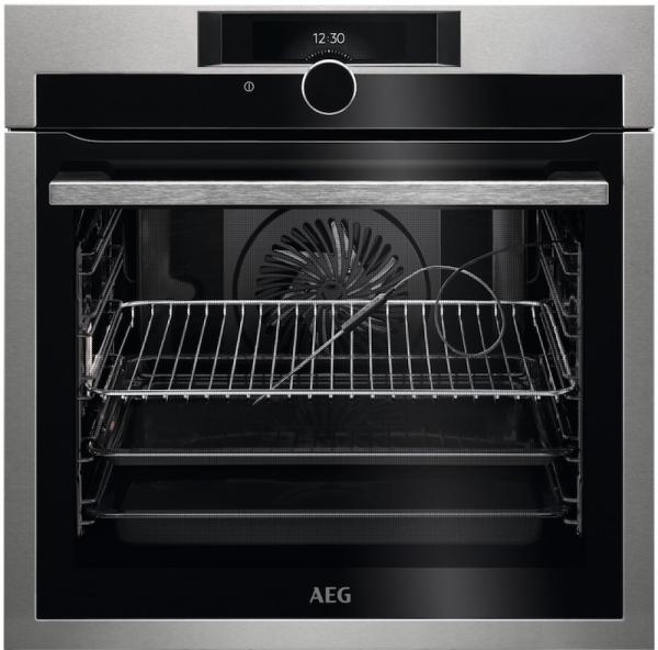 AEG BPE842720M Built-In Pyrolytic Single Oven
