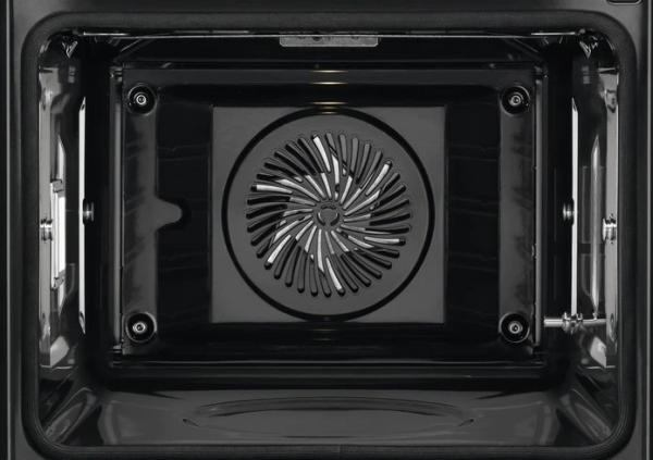 AEG BPK948330B Black Pyrolytic Single Oven