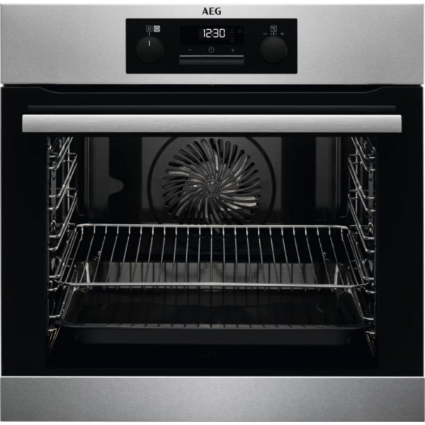AEG BPS25102LM Pyrolytic Single Oven
