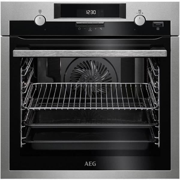AEG BPS45102LM Pyrolytic Single Oven