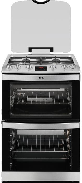 AEG 17166GT-MN Gas Cooker