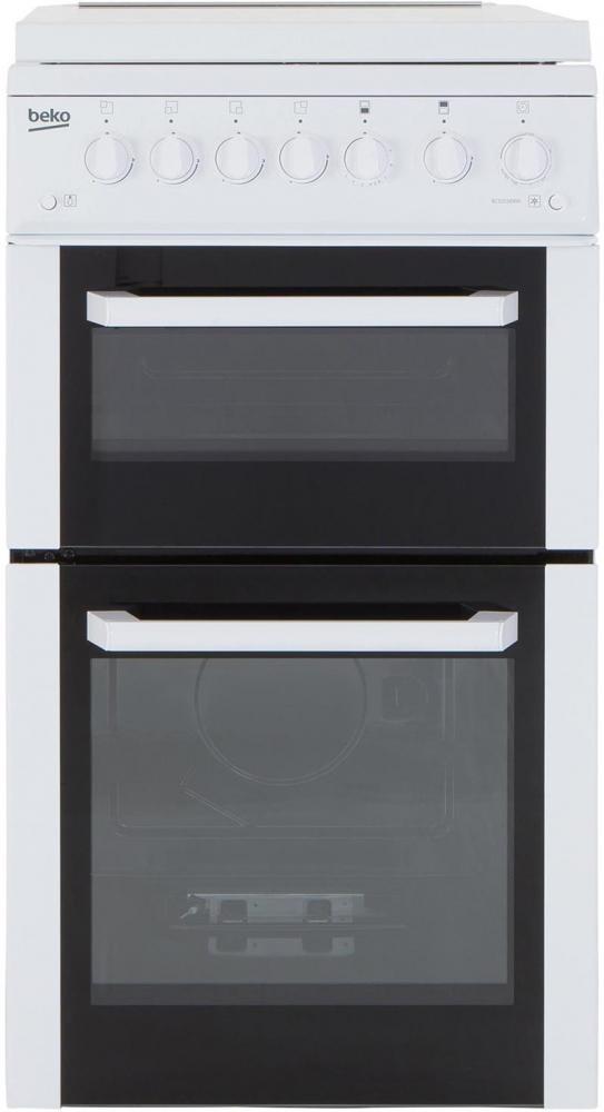 Beko BCDG504W Gas Cooker