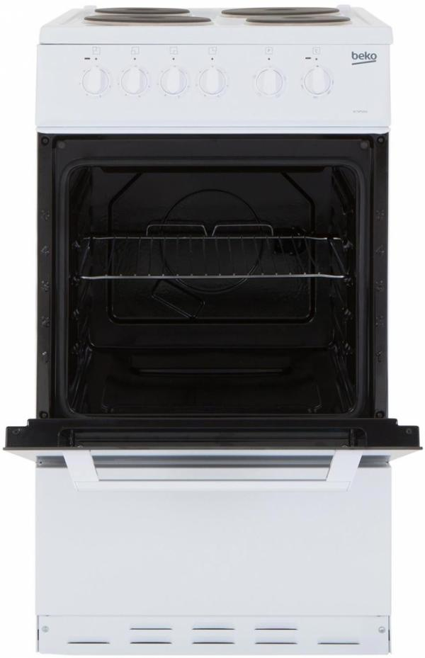 Beko BCSP50W Electric Cooker