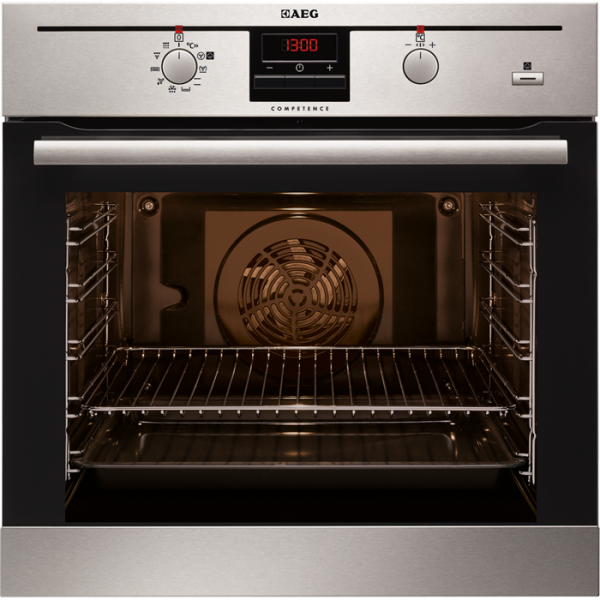 AEG BP300306KM Built-In Pyrolytic Single Oven